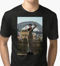 Sydney's Statue Of Liberty? Australia 2010 Tri-blend T-Shirt