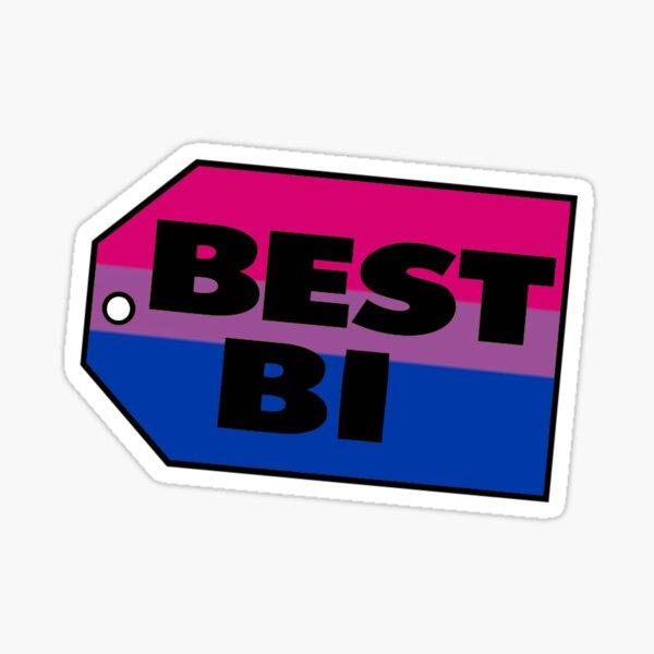 best bi Sticker