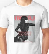 Maraj Magazine Shirt (Cover) Unisex T-Shirt