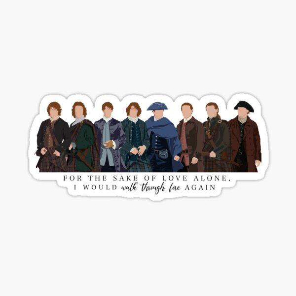 J.A.M.M.F. Sticker