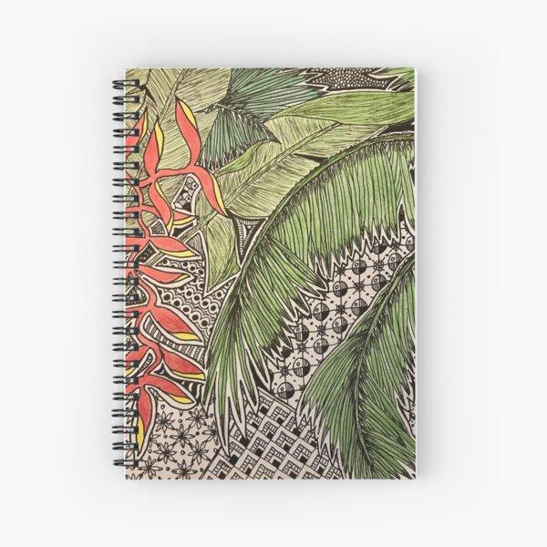Bali Inspiration Spiral Notebook