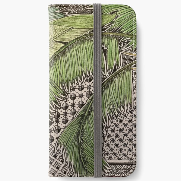 Bali Inspiration iPhone Wallet