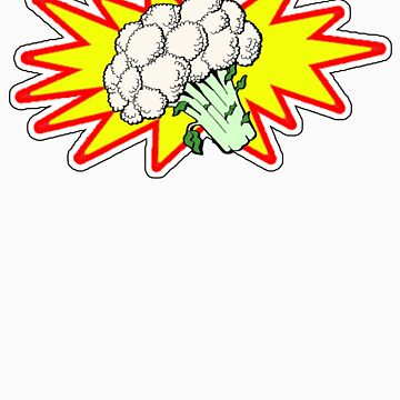 Captain Cauliflower by timtopping