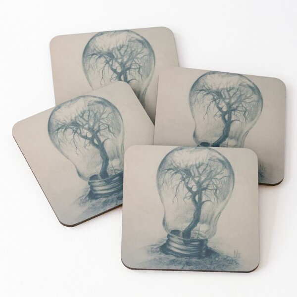 we are loosing this invention Coasters (Set of 4)