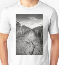 Then The Cracks Start To Appear Unisex T-Shirt