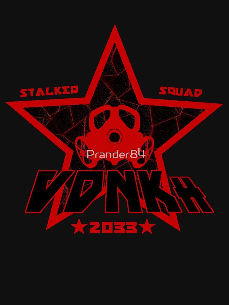 VDNKh Stalker Squad [Red Version] | Unisex T-Shirt