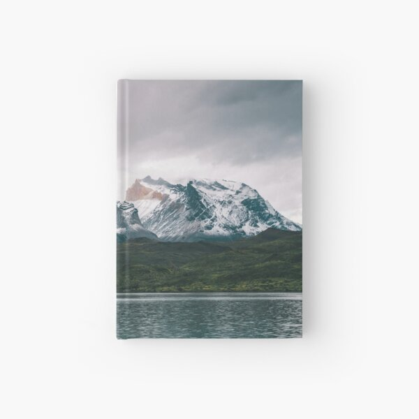 Torres Del Paine, Chile Hardcover Journal