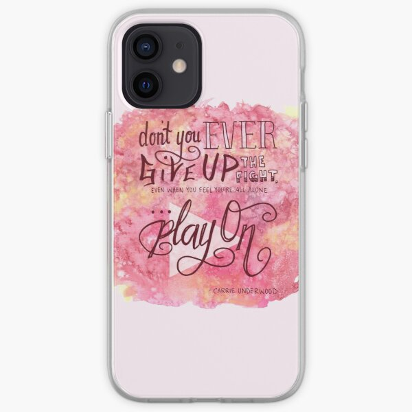 Play On iPhone Soft Case