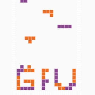 Tetris by GloryFansUnited