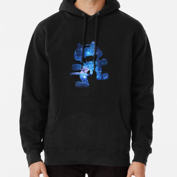 Galaxi Cat Universe! Pullover Hoodie