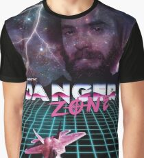 BEYOND THE DANGER ZONE (OLD) Graphic T-Shirt