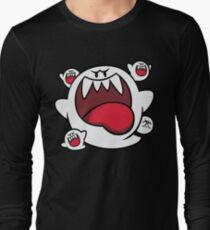 Super Mario - Boo Squad Long Sleeve T-Shirt