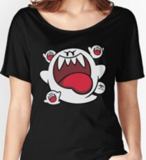 Super Mario - Boo Squad Women's Relaxed Fit T-Shirt