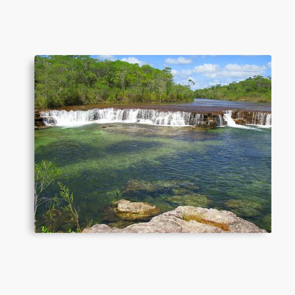 Fruit Bat Falls - Jardine River National Park Canvas Print