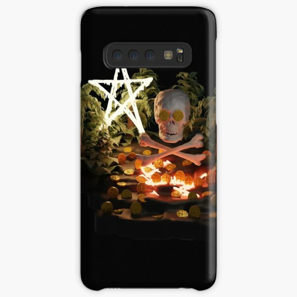 Pirate Gold Samsung Galaxy Snap Case