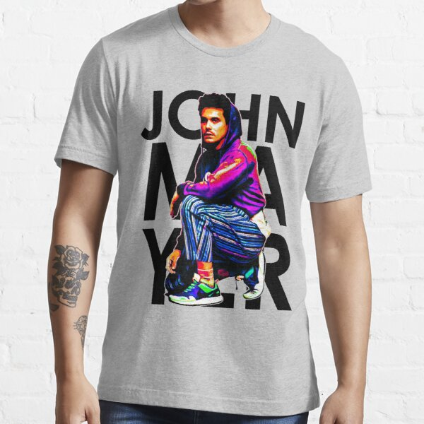 mayer jongkok Essential T-Shirt