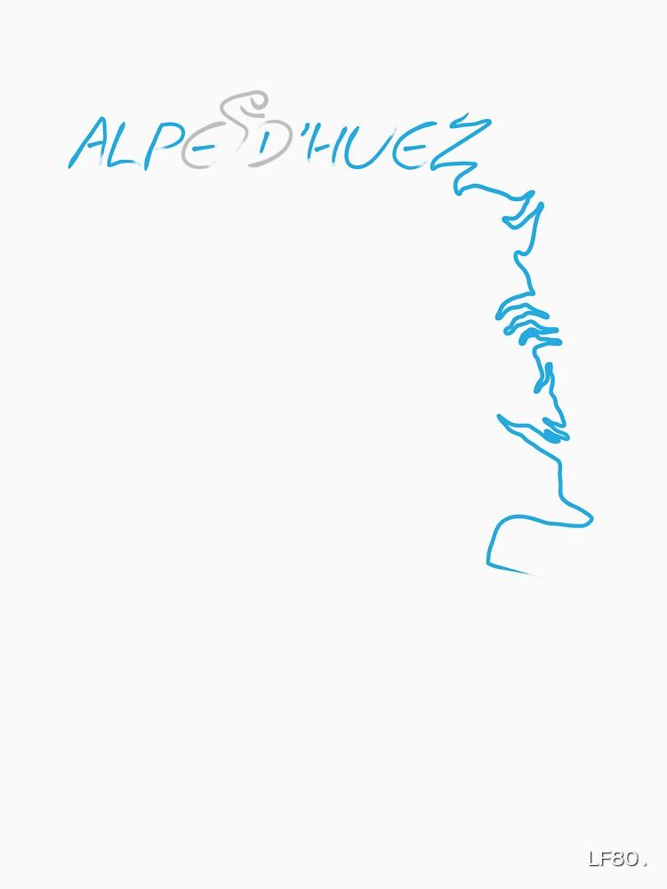 Cycling Alpe D'Huez | Unisex T-Shirt