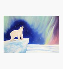 Polar Lights Photographic Print