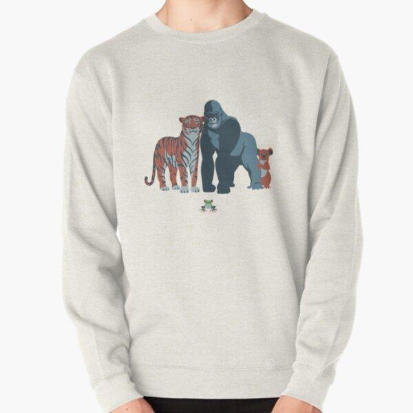 Defenders Pullover Sweatshirt