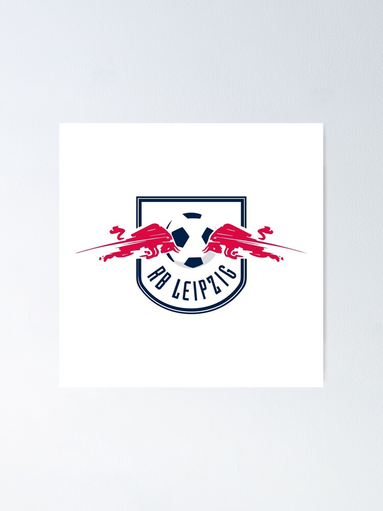 Rb Leipzig Poster By Zornx Redbubble