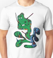 Green squid Unisex T-Shirt