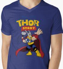 A God's Story Men's V-Neck T-Shirt