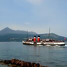 Waverley Paddle Steamer by Jane-in-Colour