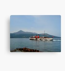 Waverley Paddle Steamer Canvas Print