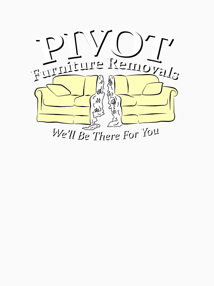 Pivot Furniture Removals | Unisex T-Shirt