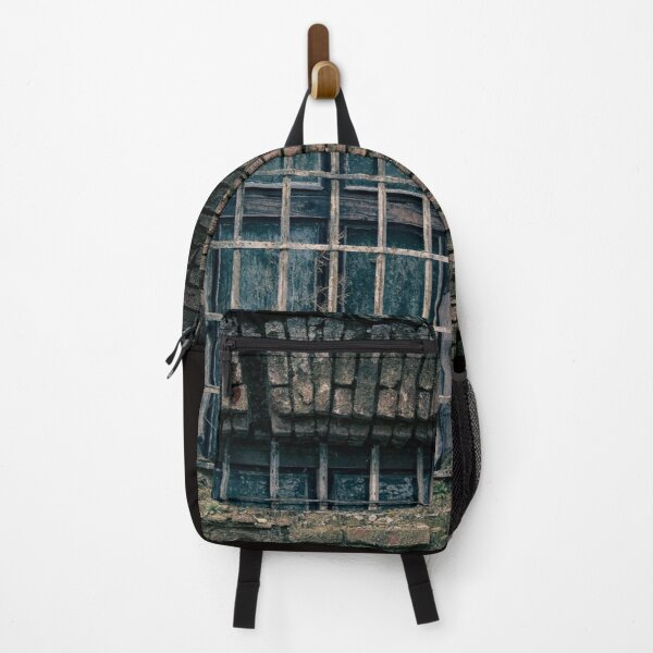Abandoned Architecture Backpack