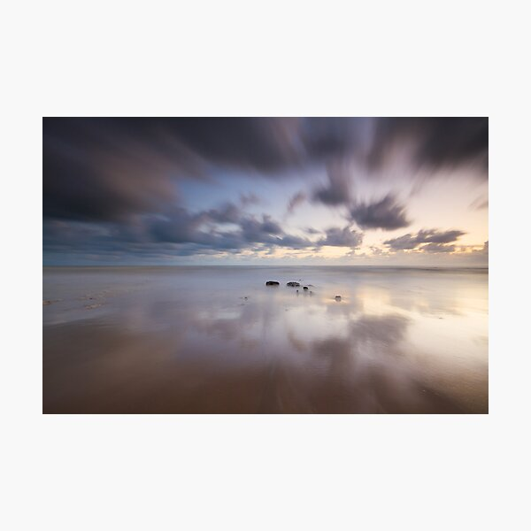 Calm and Simple Photographic Print