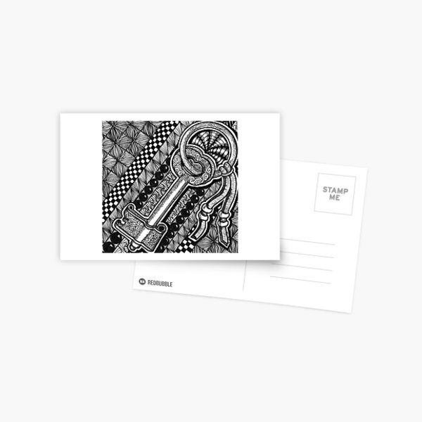 Key Postcard