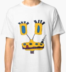 Yellow Giraffe Classic T-Shirt