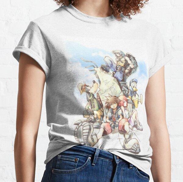 Kingdom Hearts - Artwork Classic T-Shirt