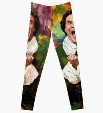 Elf - SANTA'S COMING! Leggings