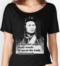 Chief Joseph Women's Relaxed Fit T-Shirt