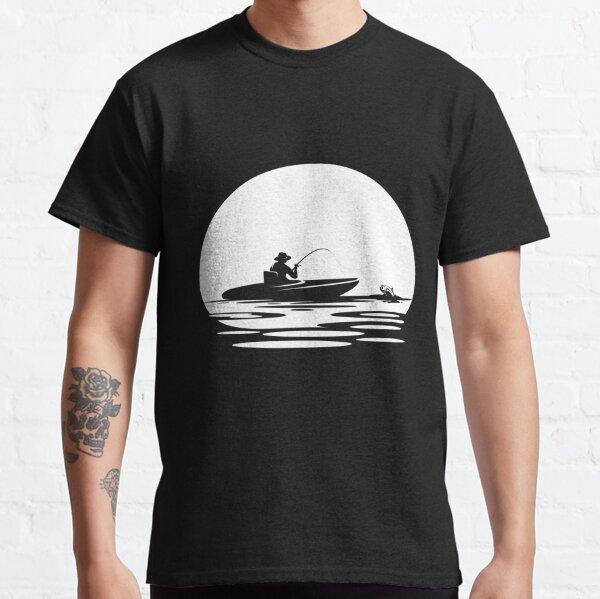 Angler Fisherman Gift Classic T-Shirt