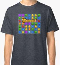 Sweet Candy Crush saga game Classic T-Shirt