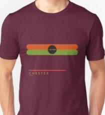 Chester 1966 station T-Shirt