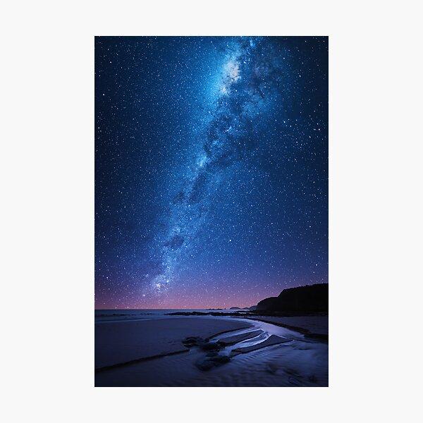 Nebula over Bushrangers Bay Photographic Print