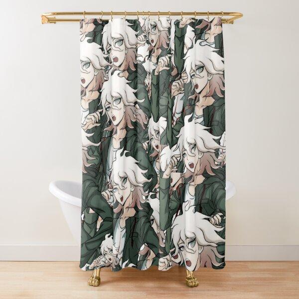 *nagito komaeda voice* hope Shower Curtain