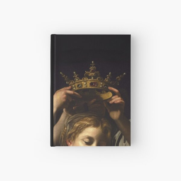 Queen Hardcover Journal