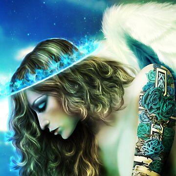 Angelic by indigocrow