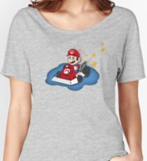Super Mario Kart - Mario Women's Relaxed Fit T-Shirt
