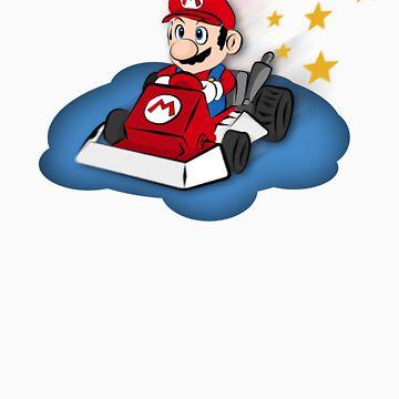 Super Mario Kart - Mario by Deividas