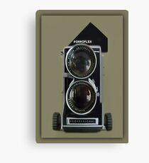 ☜ ☝ ☞ ☟ Mamiya C33 Professional Camera Picture/Card☜ ☝ ☞ ☟   Canvas Print