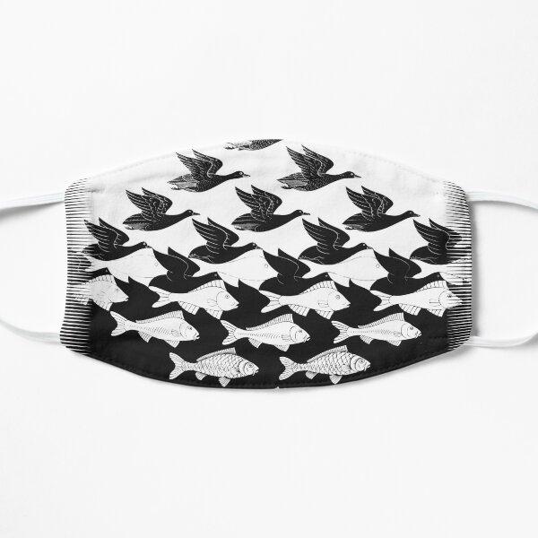 Water and Sky - Escher Mask