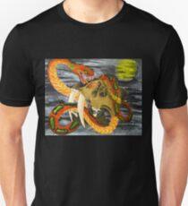 Snake with Skull T-Shirt