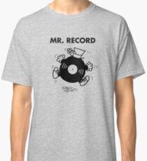 Mr. Record Classic T-Shirt