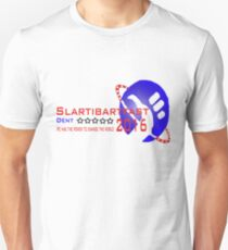 Slartibartfast 2016 Unisex T-Shirt
